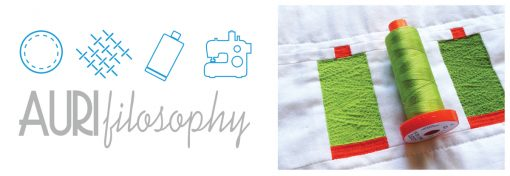 Aurifilosophy From the thread makers of Aurifil... a program designed to unlock the mystery of thread, educate the masses, and help all users achieve brilliant results! Sheri, a certified Aurifilospher, will present a fun and informative presentation and trunk show of her award-winning quilts that will increase your knowledge of thread, tools, uses and tips. Exclusive Aurifil resources and swag for attendees included!